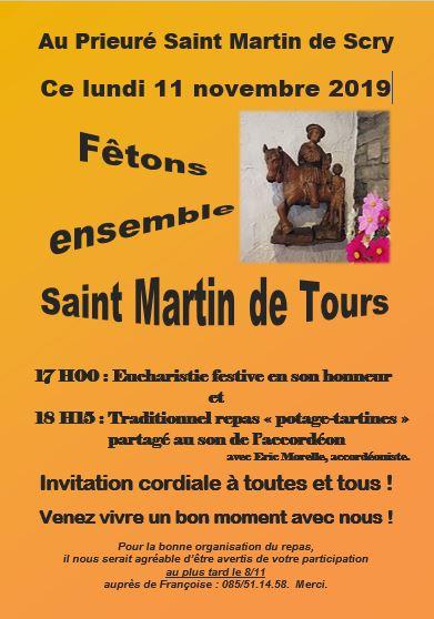 Fête de St Martin